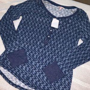 Victoria's Secret Pajama Shirt NWT